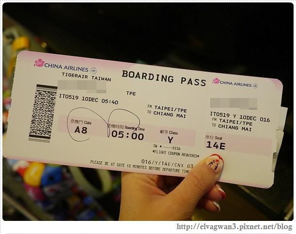 泰國-清邁-台灣虎航-華航-廉價航空-LCC-虎寶虎妞-紅眼航班-Kevin彩妝-EROS-金瓜米粉-懷舊排骨飯-台式魯肉飯-新加坡-A320機隊-12-427-1