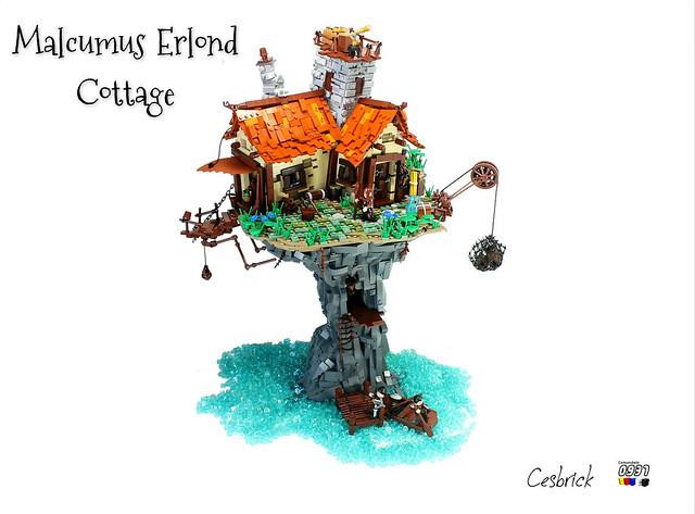 Malcumus Erlond Cottage
