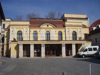 Hradec Králové - Klicperovo divadlo (04.2007)