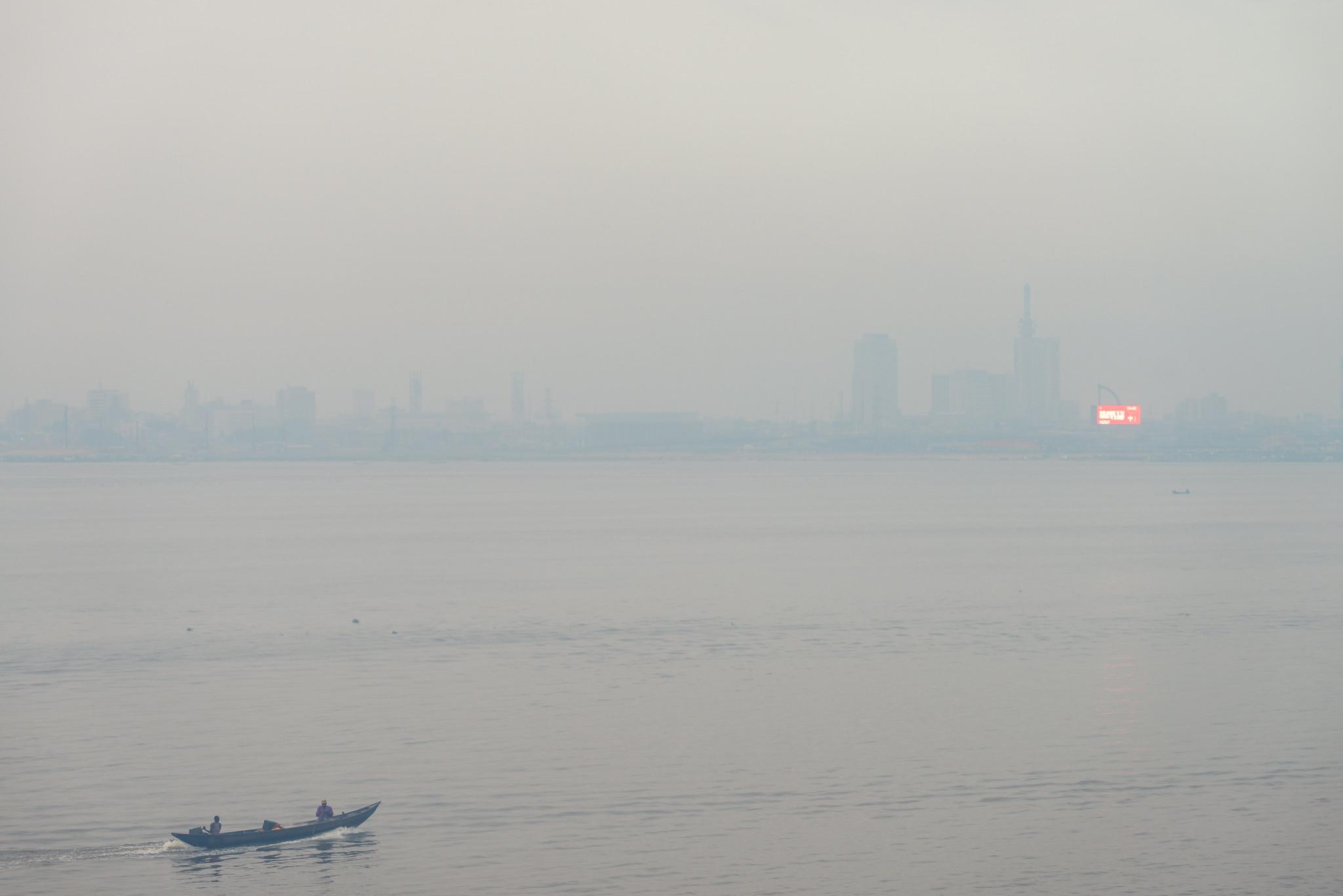 Lagos Morning Smog