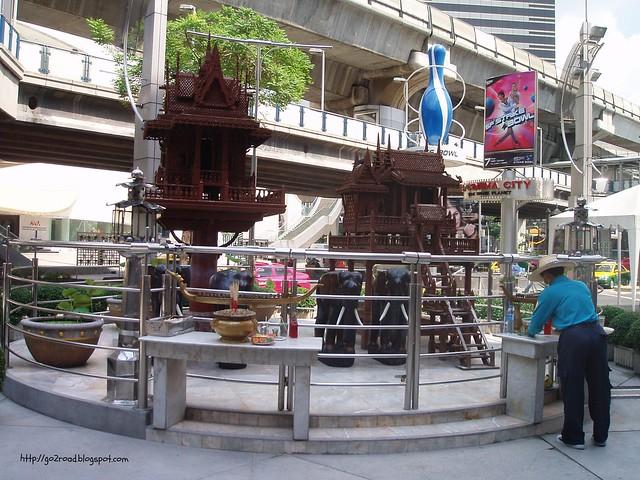 Бангкок, улицы