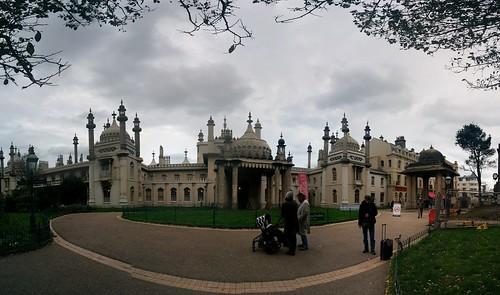 Brighton, November 2014