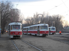 Samara tram Tatra T3SU 1169 YUNGorodok