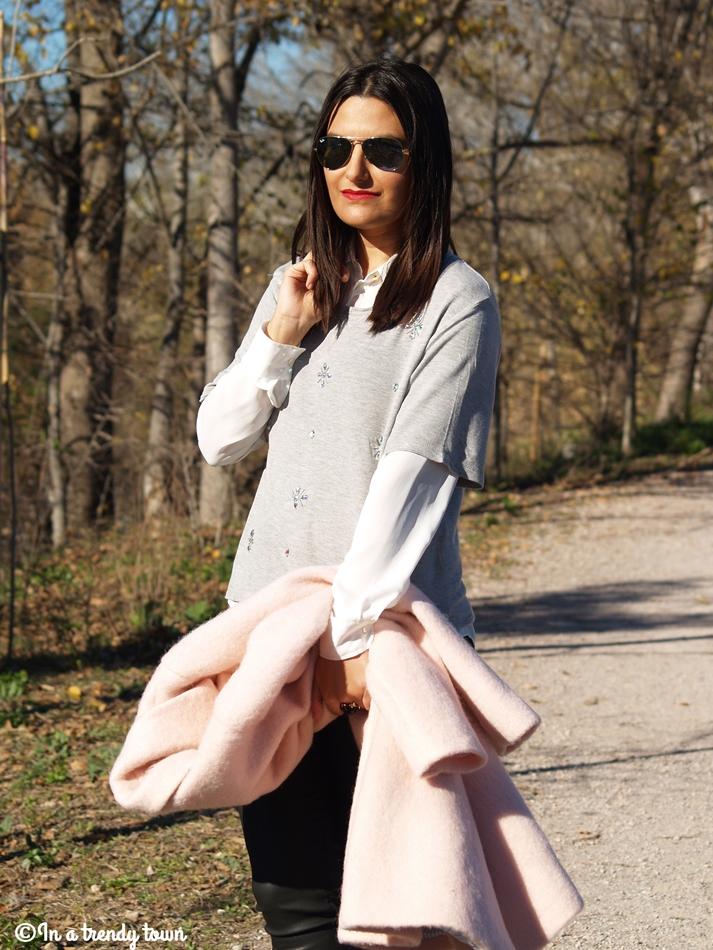OUTFIT CLOT EN ROSA