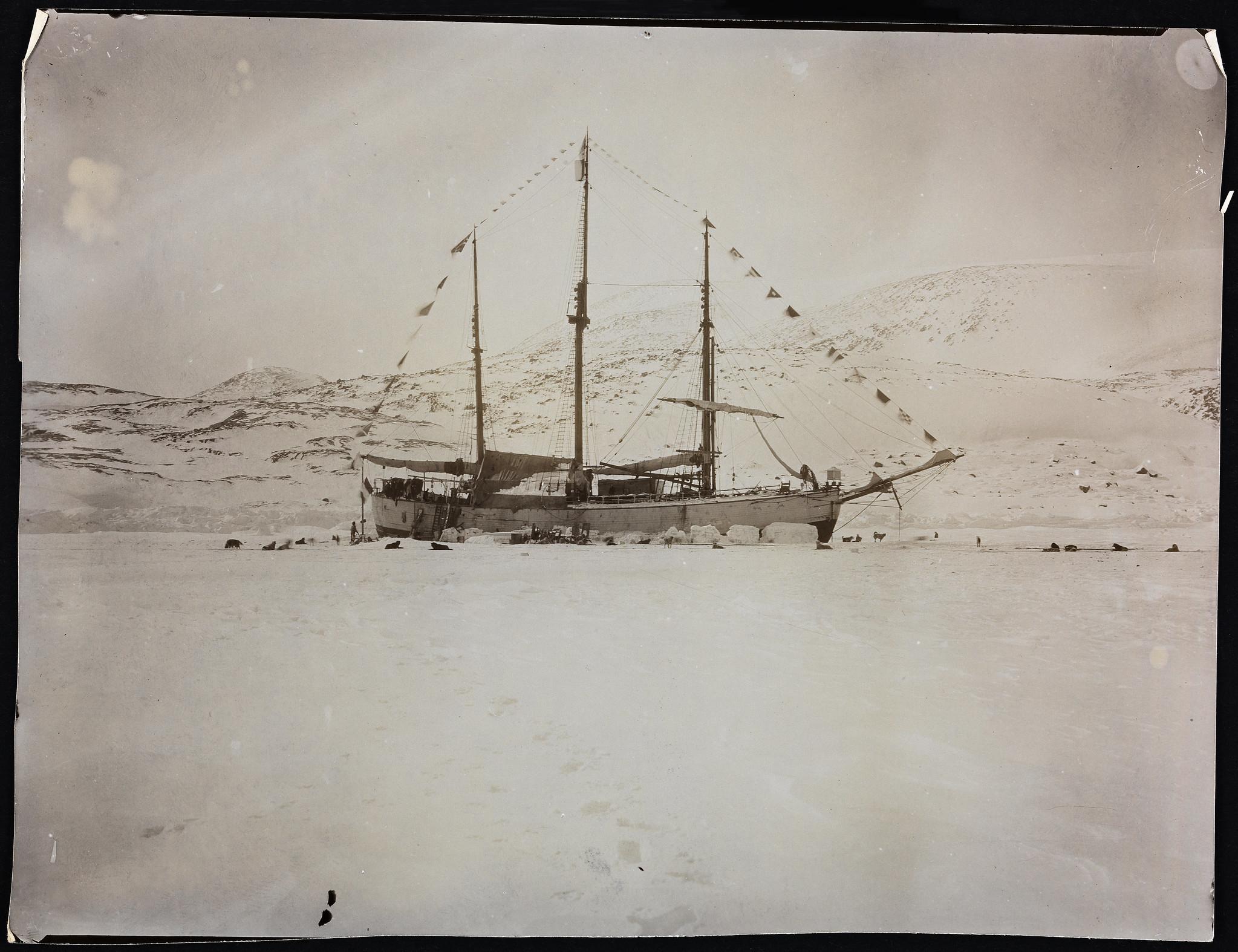 Fram, 17 May 1899