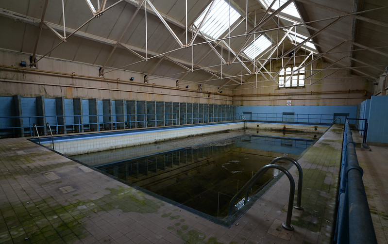 report swimming pool ushaw seminary durham december 2014