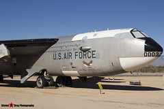 52-0003 - 16493 - USAF - Boeing NB-52A - Stratofortress - Pima Air and Space Museum, Tucson, Arizona - 141226 - Steven Gray - IMG_8548