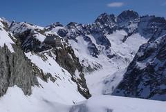 Cabane des Vignettes  3157m.