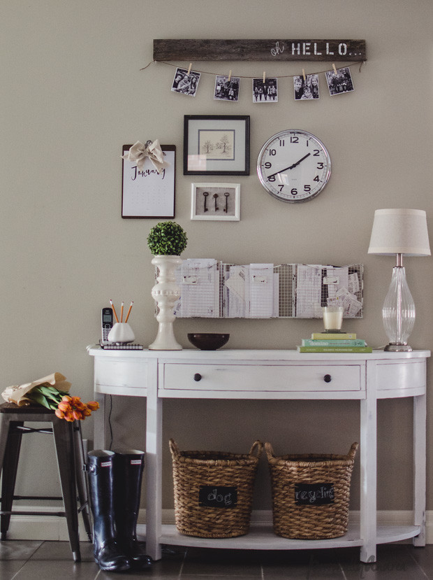 Big Box Store Furniture Goes Shabby Chic With Chalk Paint®