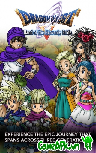 DRAGON QUEST V v1.0.0 Cracked cho Android