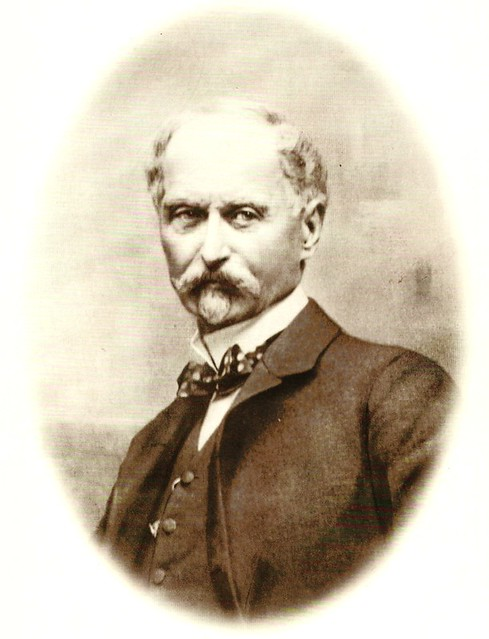 Retrato de Alois Beer