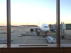 ANA 777-300ER at NRT