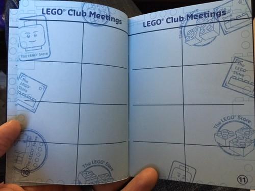 The LEGO Store Passport