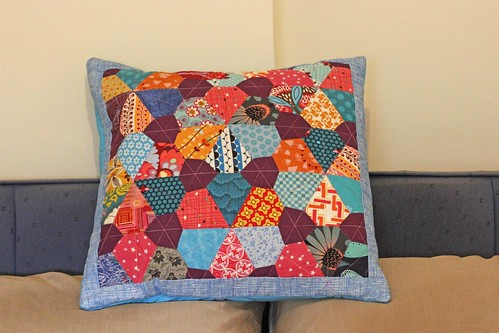 Wafers Cushion finished!