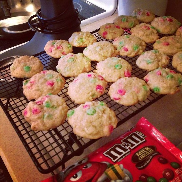 Martha Stewart Soft and Chewy Chip Cookies