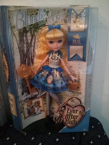 Blondie Lockes- Hija de Ricitos de Oro