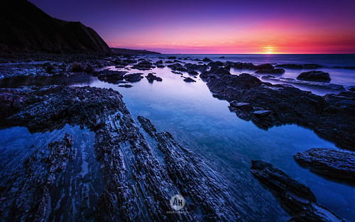 longexposure travel sunset sea seascape water landscape evening rocks oz cove tide australia wideangle roadtrip cliffs clear southern filter backpacking nd adelaide sa australien southaustralia 1740 downunder 2015 hallet hallettcove canon6d bigstopper