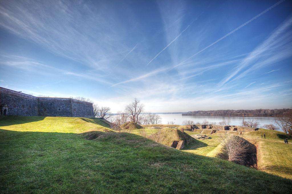 Forward Battery, Fort Washington