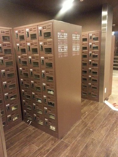 capsule first floor shoe locker