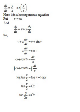 RD Sharma Class 12 Solutions Chapter 22 Differential Equations Ex 22.9 Q19