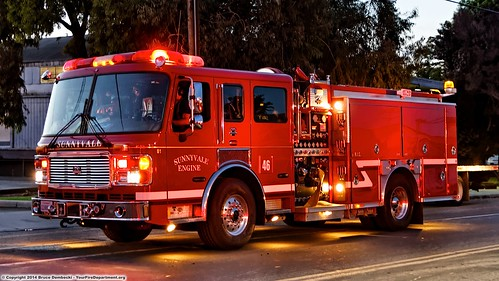 california usa canon fire sunnyvale eagle action 911 sanjose alf firetruck fireengine sjfd emergency ems firedepartment hitech pumper americanlafrance departmentofpublicsafety sdps eos7d