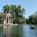 Small photo of Villa Borghese, Temple of Aesculapius, Roma