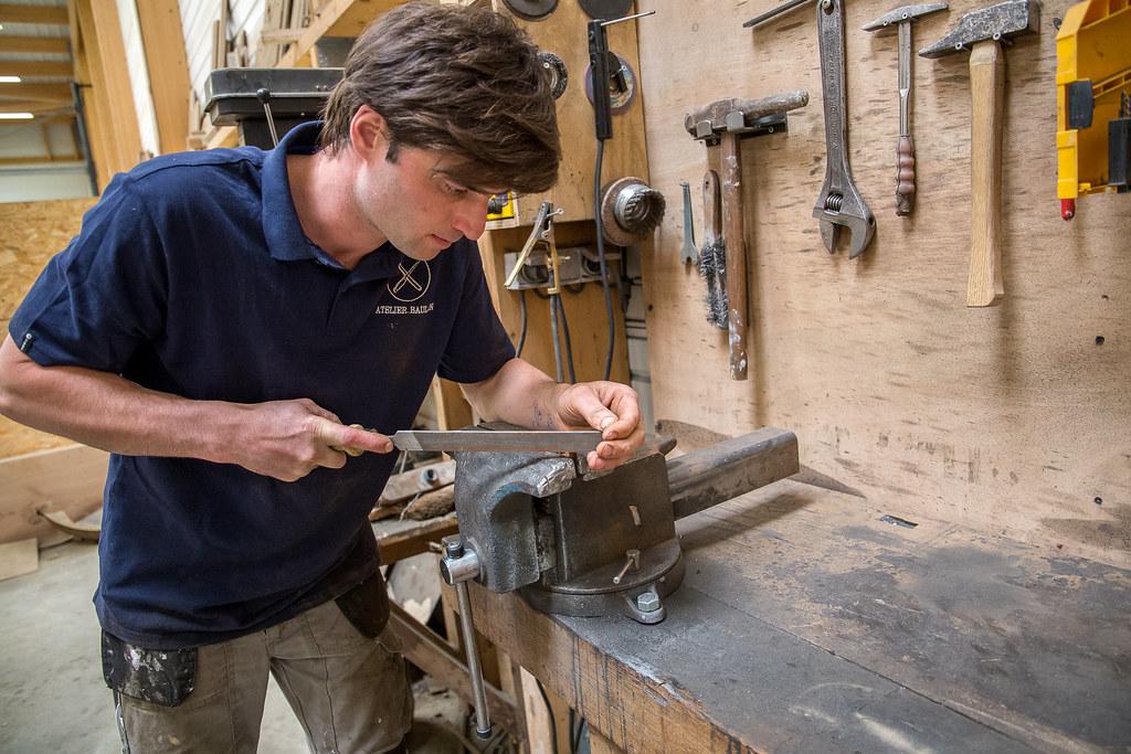 Atelier Baulain menuiserie en Mayenne (84)