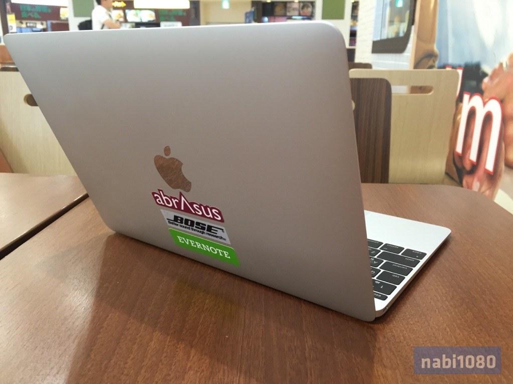 MacBook 12インチ01
