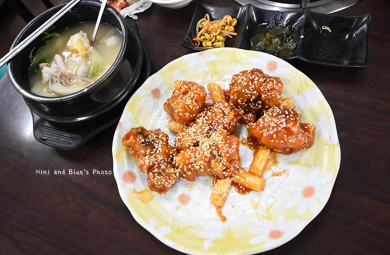 台中霧峰韓式料理韓香屋14