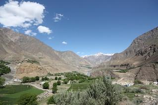 Along the Wakhan