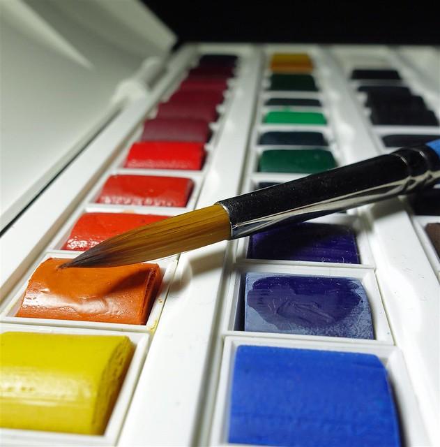 366 - Image 181 - New paint set...