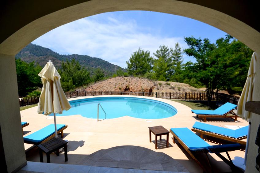 kiralık yazlık villa - 3072