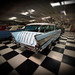 1957 Chevrolet Belair - Route 66 Auto Museum - Santa Rosa - Texas - USA by R.Smrekar-CH