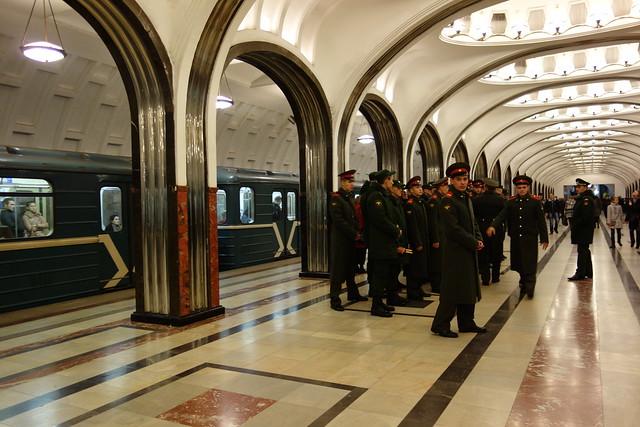 124 - Mayakovskaya