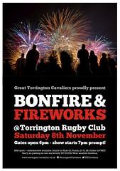 rugby club bonfire 2014