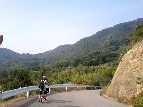 江越峠目前