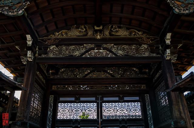 「絢爛」 仁和寺 - 京都