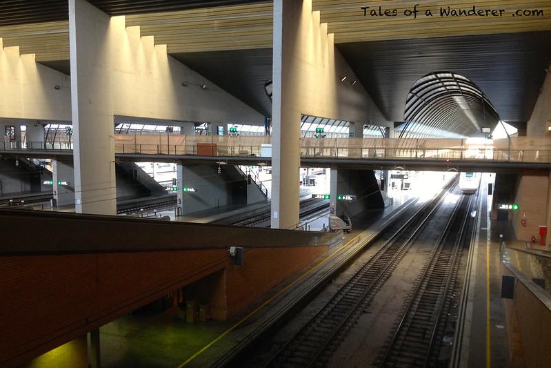 SEVILLA - Estación de Sevilla-Santa Justa