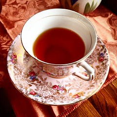"Winter is coming....   ""If you are cold, tea will warm you; if you are too heated, it will cool you; If you are depressed, it will cheer you; If you are excited, it will calm you."" William Ewart Gladstone"