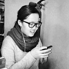Cristina. La #hipster payalimón más lista del mondo.