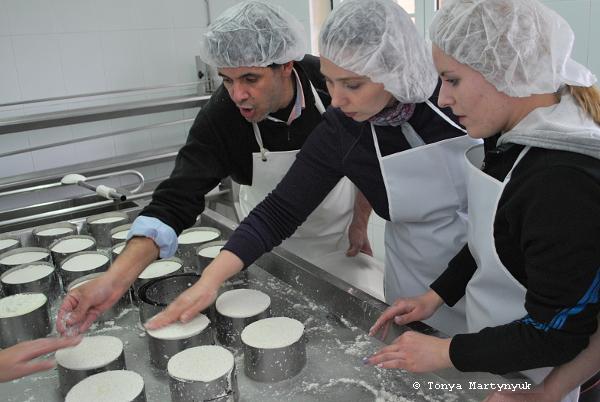 20 - мастер-класс по приготовлению сыра - традиции Португалии