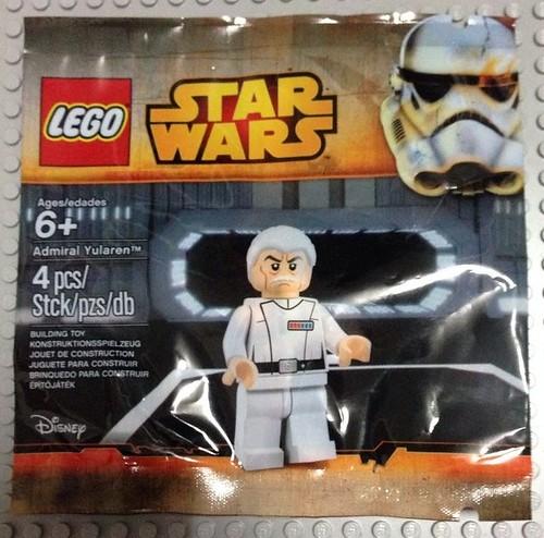 LEGO Star Wars Admiral Yularen
