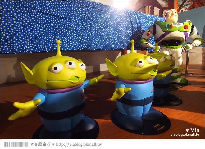 【迪士尼90週年特展】2014台北松山迪士尼特展~跟著迪士尼回顧走過90年的精彩畫面!31
