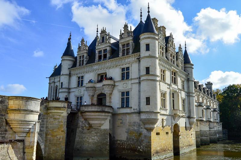 Château de Chenonceau Façade