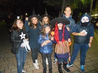 Turi - gruppi di halloween