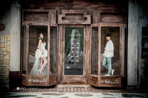 高雄KISS九九麗緻婚紗韓風婚紗攝影分享 (10)
