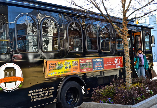 peachtree trolley tours - Attractions in Atlanta