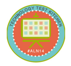 #aln14 Technology Test Kitchen Badge