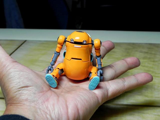 【玩具人'goahead'投稿】Wego 機械人玩具攝影分享!