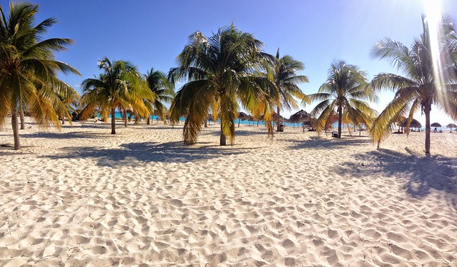 Playa Sirena Cuba
